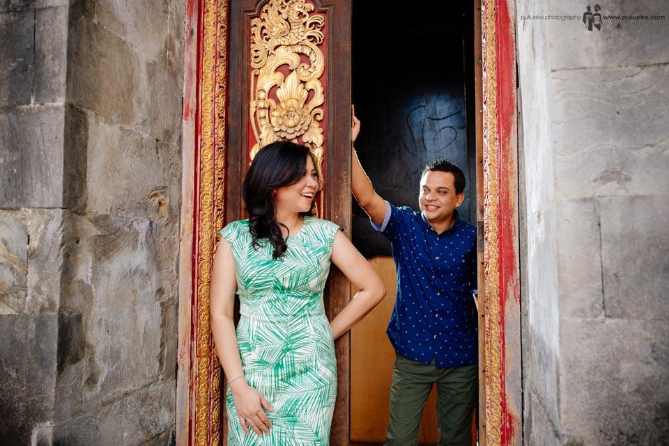 Opening door when i found my love