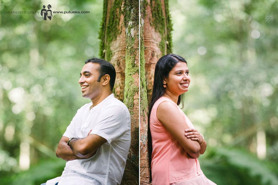 Lovely honeymooner from India