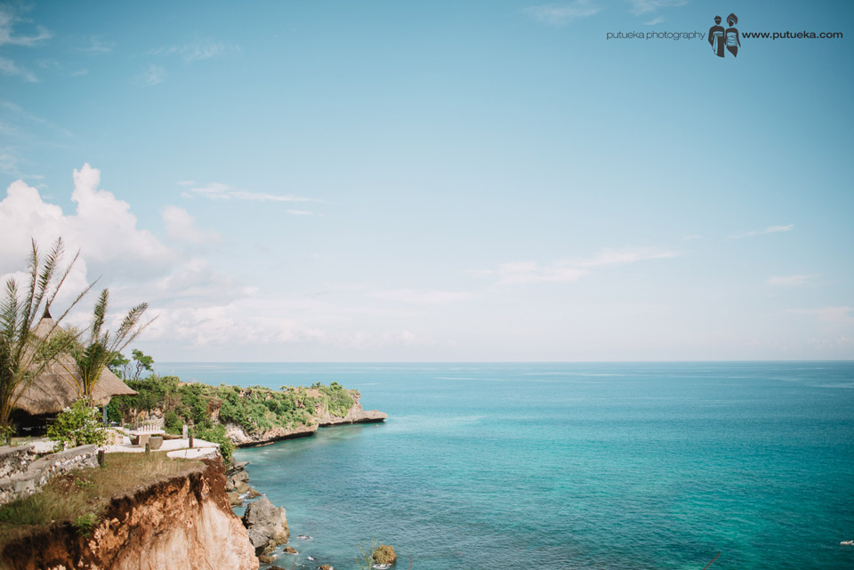 Sunny day to start Bali Wedding Photography