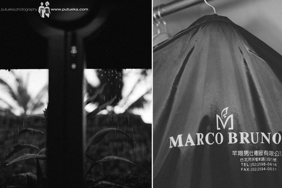 Boris using suit from Marco Bruno