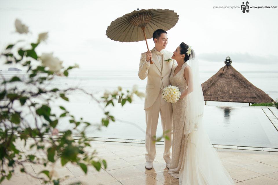 Amankila wedding always bring romantic memories