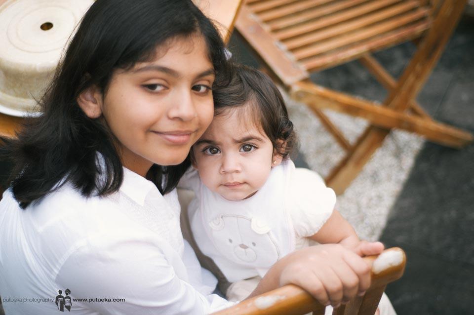 God made us sisters, love keeps us bonded