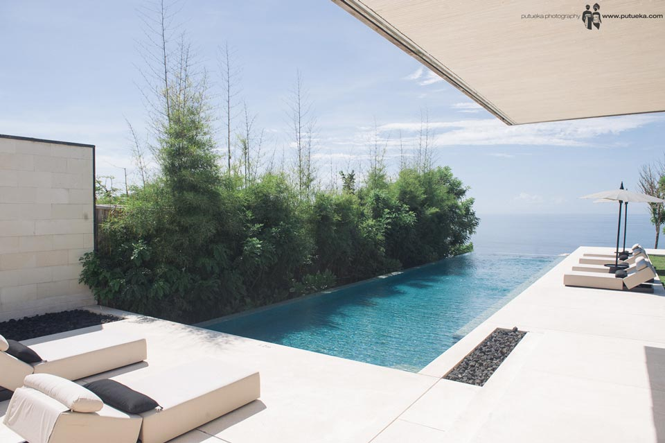 Bright sunny day to conduct wedding in Bali
