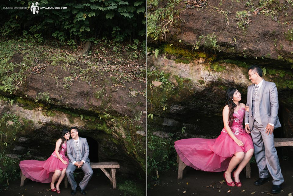 Cave pre wedding photography session