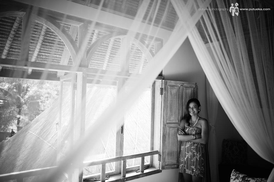 Adelia Chandra, ayu wedding dress designer