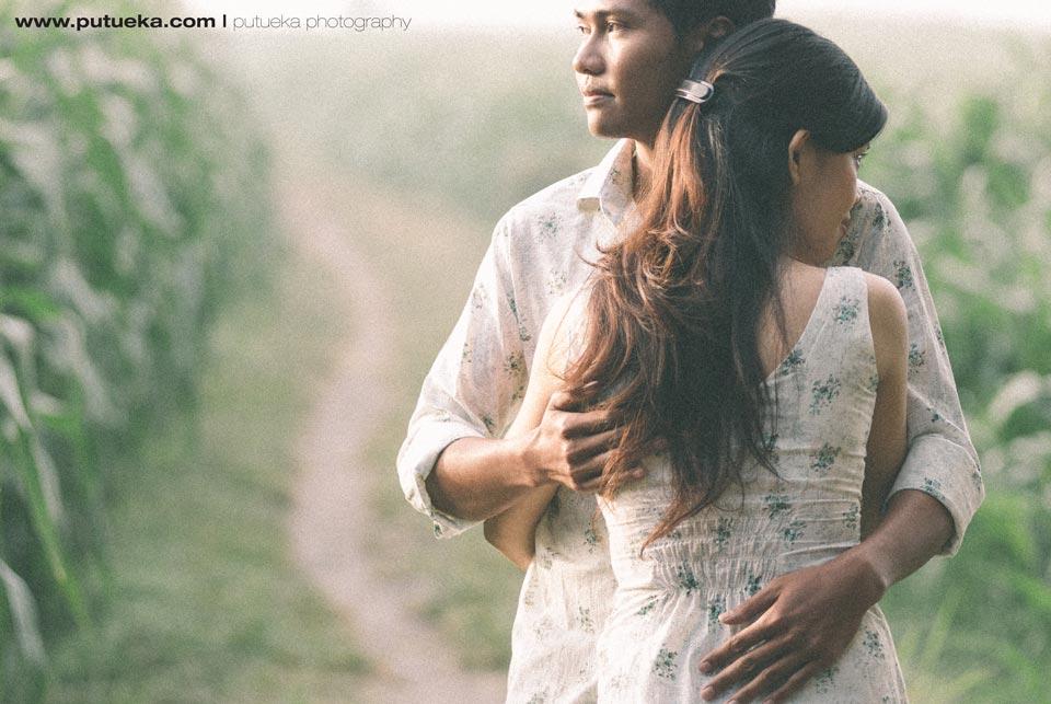 I feel lovely when hugging you