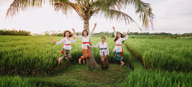Bali Sweet Escape to Tanah Lot Rice Fields